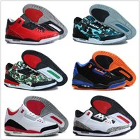 authentic cheap basketball shoes - 2016 Cheap Basketball Shoes Men Retro III Dan Sneakers Good Quality Authentic Discount Man J3S Sports Shoes Free Drop Shipping Size