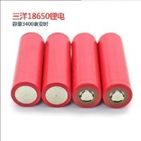 Wholesale 40 V mAh Original for sanyo NCR18650BF rechargeable Battery mah batteries