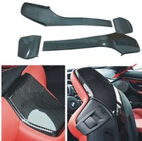 Wholesale PC carbon fiber seat back cover suitable for BMW M4 F80 M3 F82