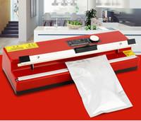 Wholesale 1pcs Laminating Machines hand pressure sealing machine sealing length cm Thermoplastic sealing for plastic film bag capper