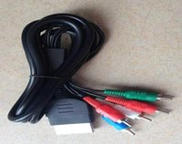 Wholesale Component RCA AV Audio Video Cable for Xbox