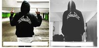 Cheap 2017 Latest TOP Kanye West SEASON oversized pullover hoodie hiphop FEAR OF GOD MEN Extended Middle Plus Size Sweatshirt