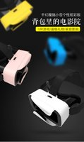 Wholesale 2016 New The storm virtual reality mirror Mobile phone glasses head mounted