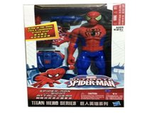 Wholesale 12 inch Avengers spider man toy doll deformation