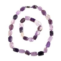 Wholesale 16mm mm Purple Bead fashion jewelry with Lobster Clasp stone bracelet pulseras mujer for wedding accessories bijoux femme