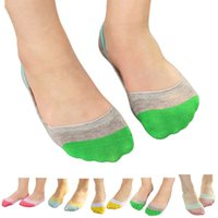 amazing slipper - Amazing Summer Women Socks Slippers Thin Short Socks Cotton Blends Invisible Comfortable