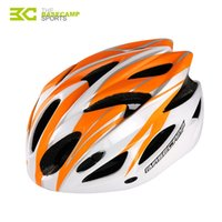 Wholesale BaseCamp brand pro bicycle cycling helmet Ultralight Integrally molded air vents bike MTB Road skateboard helmet BC order lt no track