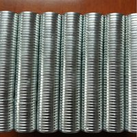 Wholesale 200pcs Strong Neodymium Magnets Disc x1 mm Rare Earth N35 Mini Magnets for Craft DIY