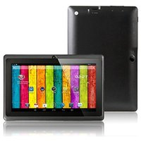 Wholesale 7 Inch Android Tablet PC Q88 Pro A33 Quad Core Ghz GB GB Dual Camera HDMI Bluetooth