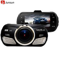 Wholesale car dvd Blackview Ambarella A12 Super HD x P Car DVR Camera Video Recorder Dash Cam GPS Logger Registrar DVRs