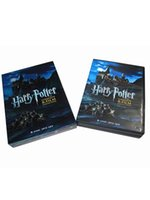 Wholesale Harry Potter The Complete Film Collection Disc Set US Version Boxset Brand New
