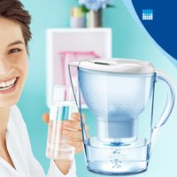 Wholesale new BRITA Bi Ran Dede countries with net kettle water purifier filter kettle Marella3 L Shopping fast shipping