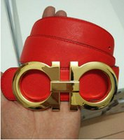 Wholesale Belt new fashion crime with commercial luxury jewelry wholesaler big waist GG belt buckle leather belt men ferragamoes belts