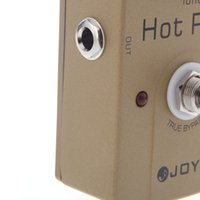 Wholesale JOYO JF Hot Plexi Electric Violao Guitarra Guitar Effect Pedal Overdrive Distortion True Bypass Musical Instrument Parts
