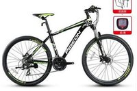 bmx bikes - Mountain Bikes Aluminum alloy speed Woman and Man inch High Quality Double disc damping