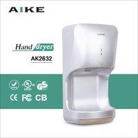 Wholesale CE CB ULhidden switch design jet air automatic hand drier bathroom restaurant equipment Hand dryer