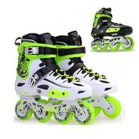 Wholesale Roadshow RX4 Slalom Inline Skates Wheels Adult Skating Shoes PU Wheels For Free Skating Sliding Street Skating