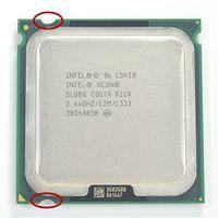 Wholesale LGA775 XEON L5430 G M suporte perfeito placa de pino é igual a Q9450 CPU quad core com baixo consumo de energia
