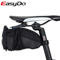 accessories bicycle seat cover - 2016 Bicicleta Easydo Waterproof Cycling Saddle Seat Bag Bike Bicycle Bags Accessories Rain Cover Tail Case Package Rushed Real