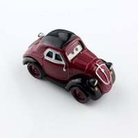 niños mini coches de Pixar lindo 2 juguetes Luigi Tío Topolino modelo de la aleación del metal viejo coche Die Cast carrera de coches camión modelo de juguete regalo para los niños