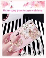 beautiful rings for girls - Beautiful luxury twinkling Rhinestone girls phone case for iPhone s s Plus Oppo R9 R9plus with Ring holder