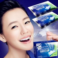 advanced home care - 14pairs Teeth Whitening Strips D Advanced Ultra White Routine Whiter Dental Bleaching Professional Home Oral Hygiene Care Tools