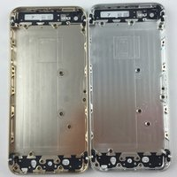 Wholesale Upgrade Version s Back Housing like style mini Back Housing Gold Black for Iphone