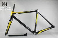 bearing buyer - durable Carbon fiber T800 road bike Frame DCRF03 N4 BSA buyer bear the traiff outdoor cycling