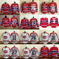 Cheap Ice Hockey Hockey jerseys Best Men Full Canadiens