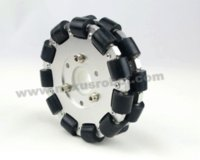 aluminum specification - inch mm Double Aluminum Omni Wheel w bearing rollers wheel valve wheel specifications wheel specifications