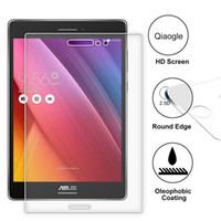 Wholesale Qiaogle Anti explosion Tempered Glass Screen Protector Ultra Hard For Asus ZenPad S Z580 Z580C inch Premium Screen Protector