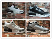 advanced shoes - 2016 retro white black cement infrared basketball shoes sneakers for men women GS wolf grey Advanced Quality Version