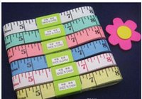 Wholesale Body Tape Measure Length Cm Soft Ruler Sewing Tailor Measuring Ruler Tool Kids Cloth Ruler superior quality Tailoring Tape Tape Measures