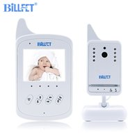 baby phone audio - Portable Radios Mini Colour Wireless LCD Audio Video Baby Monitor Camera Video Nanny Baby Sitter Video Intercoms Baby Phone