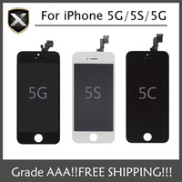 Wholesale Grade AAA For iPhone C S LCD Displays LCD Screen Repair For iPhone LCD