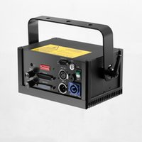 Wholesale 1watt RGB laser projector stage laser light Analog modulation kpps laser light for disco bar club