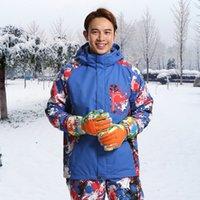 australian jackets - Fall Australian style male winter warming parkas jacket windproof waterproof in cotton men outdoor snow wearing M2B05