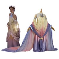 adult princess halloween costume - Star Wars Padme Amidala Cosplay Costume long party dresses Halloween Costume for women adult Padme Princess Dress
