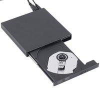 Wholesale New USB External DVD Combo CD RW Burner Drive CD RW DVD ROM Black