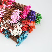 assorted christmas cards - pip berry stems cm assorted colors Scrapbook Embellishment Card Making Flower Stamen
