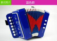 Wholesale Genuine original single children s accordion music early childhood teaching aids baby educational performance props