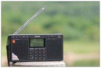 Wholesale TECSUN PL Black FM AM LW SW MW Dual Speaker Radio Radio Cheap Radio Cheap Radio