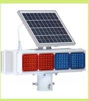 Precio de El tráfico de potencia-La alta intensidad 40W llevó la luz de señal de la energía solar, luz de tráfico de la seguridad de camino, luz de emergencia, impermeable