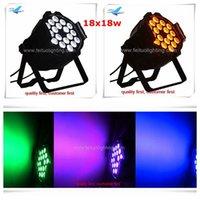 auto decorative lights - high power x18w rgbwa uv in par led stage light decorative light