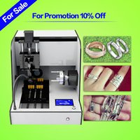 Wholesale mini portable cnc jewelry engraving machine for sale