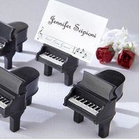 banquet table seating - European Style Piano Music Wedding Name Table Number Place Cards Holders Wedding Party Banquet Seating Escort Seat Card Stand ZA1310