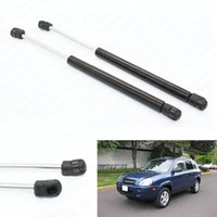 Wholesale 2pcs Rear Glass Auto Gas Spring Struts Lift Supports Rods Fits for Hyundai Tucson