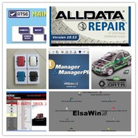 Cheap Wholesale-2016 Top-Rated newest alldata software 10.53 mitchell on demand 2016+elsa 5.2 ect full 1tb hdd for all cars newest version