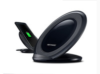 Wholesale Wireless Charger Receiver Fast Charger Dock Wireless Charger Charging Pad Wireless Charger Transmitter Dock For Samsung Galaxy S6 S7 S7 edge