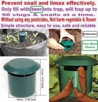 Wholesale Vegetable Garden Safe Snail Trap Physics Environmental Limax Snail Slug Trapper Your Best Choice